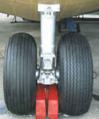 Nose wheel assembly