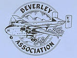 Association Logo, A beverlkey and palm tree circled with Beverley association